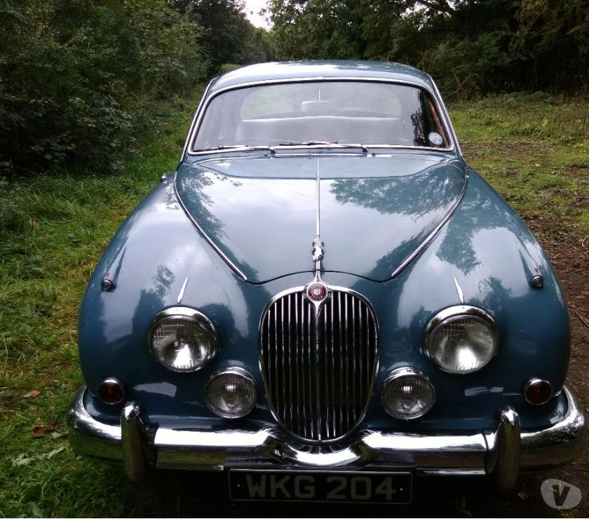 used cars for sale Lincolnshire Boston - Photos for JAGUAR MK2 .1960 MANUAL with OVERDRIVE 2.4
