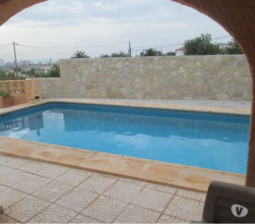 Photos for calpe , nice villa with sea vieuw and private swimming pool