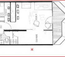 Photos for VAL D'ISÈRE Studio Cabin 2-4 pax – DISCOUNT 20-25%
