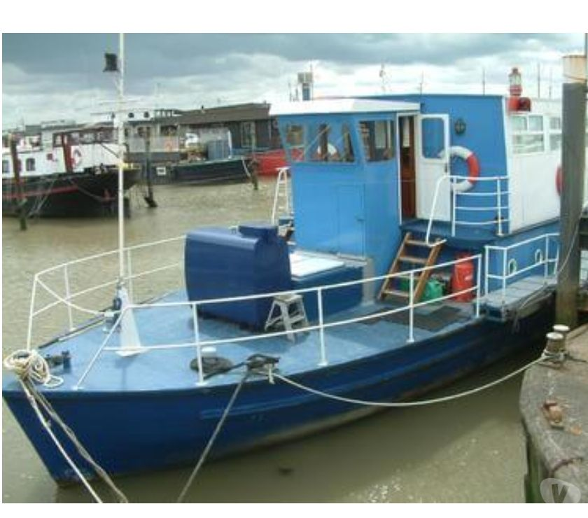 narrow boats for sale Kent Rochester - Photos for Converted Passenger Ferry - Zodiac