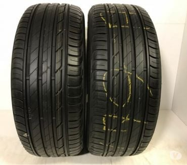Photos for WG245 2X 215 50 18 92W BRIDGESTONE TURANZA T001 2X8MM TREAD
