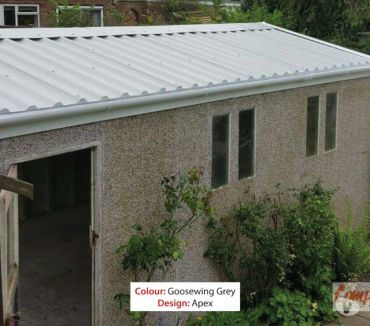 Photos for Apex Garage Roof Replaced £1,395 Which? Trusted Trader