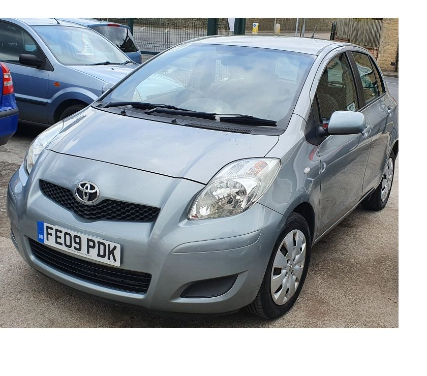 used cars for sale Nottinghamshire Mansfield - Photos for Toyota Yaris