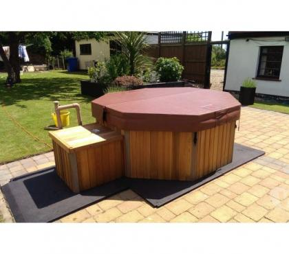 Photos for hot tub hire in norfolk, essex, suffolk and london