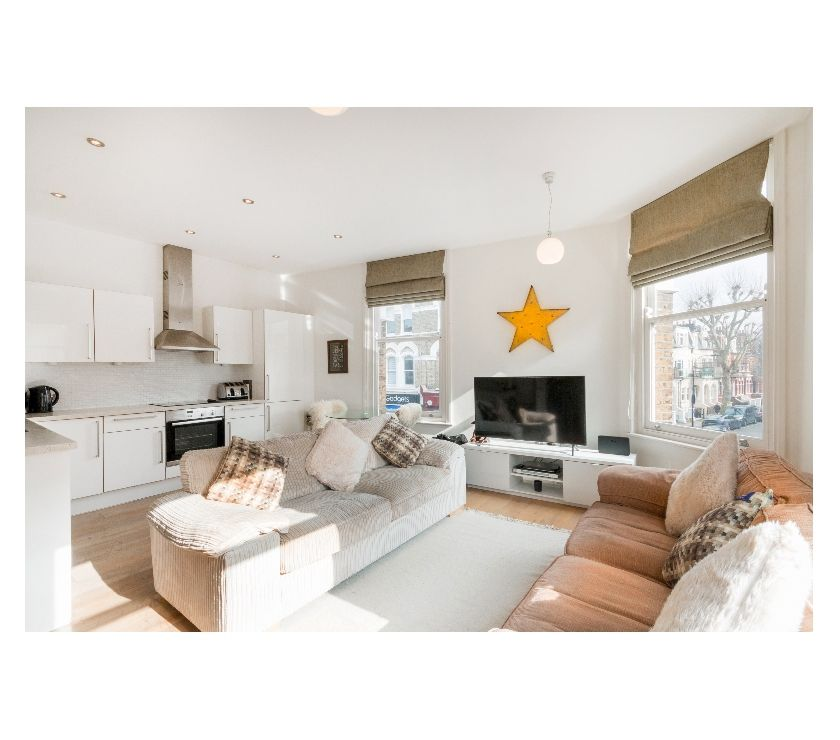 Property to Rent South West London Putney Bridge - SW6 - Photos for Large TWO DOUBLE BEDROOM apartment - Fulham Road, SW6