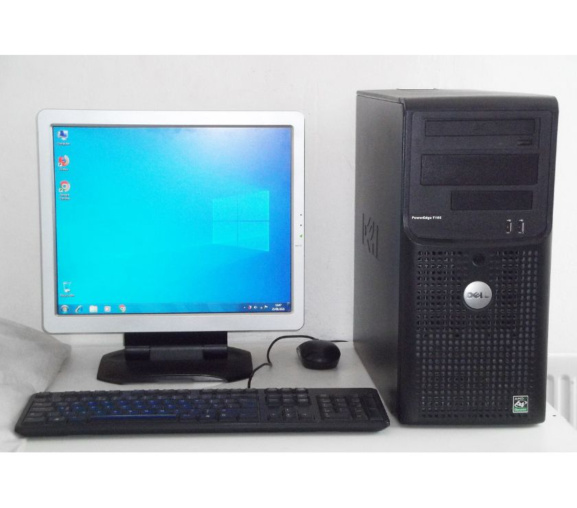 refurbished laptops East London Mile End - E3 - Photos for Dell Poweredge (MS Office, Photoshop, Windows10, Computer
