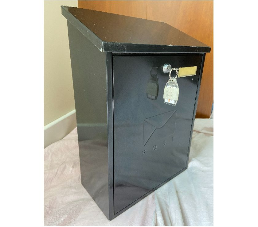 Garden, Outdoor & DIY East Riding of Yorkshire Hull - Photos for Exterior Lockable Mail Box