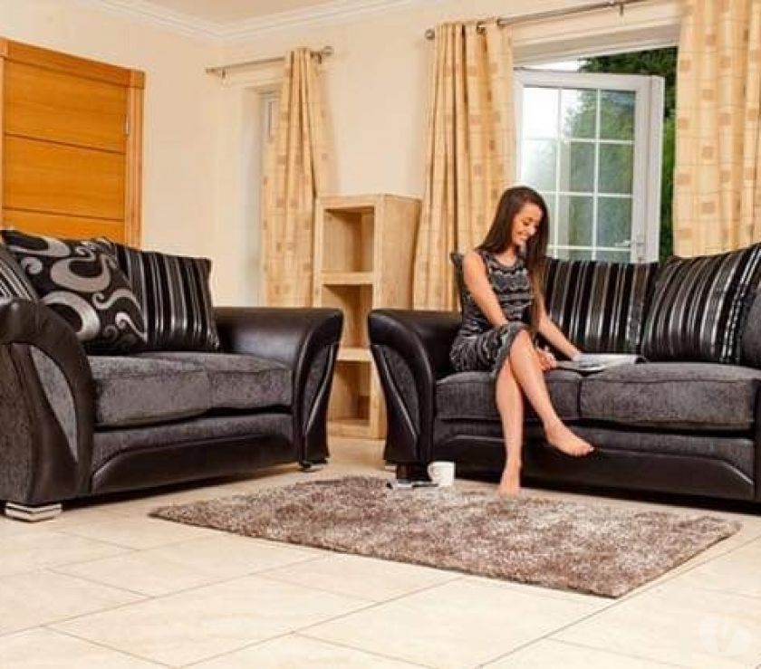 Furniture Manchester County Manchester - Photos for Brand New Farrow 3+2 Seater Sofa For Sale