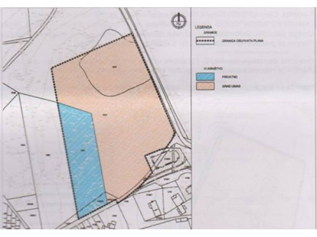 Photos for Two building plots of 6644 m2 near Umag on sale