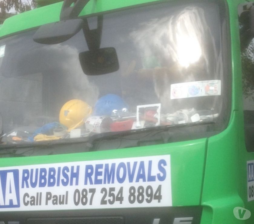 Removals - Man with a Van Dublin Dublin - Photos for AA rubbish removals. Junk waste. House clearance