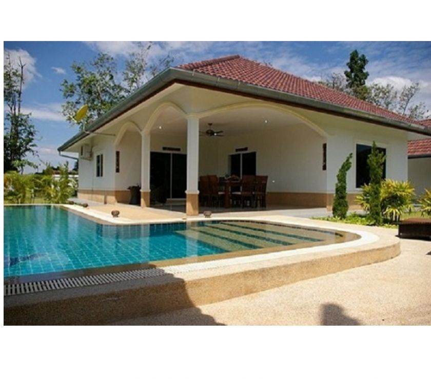 holiday lettings - Photos for Thailand Ban phe house 3 bedrooms & swimming pool