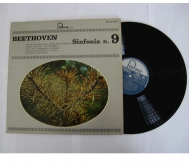Foto di Vivastreet.it 33 giri del 1970-L.V.BEETHOVEN–SINFONIA N.9 IN RE MIN.OP.125