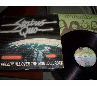 Foto di Vivastreet.it STATUS QUO - Rockin' All Over The World - LP 33 giri 1977
