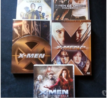 Foto di Vivastreet.it X-MEN raccolta DVD