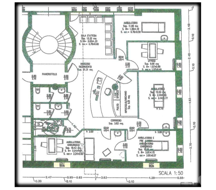 condivisione uffici studi e sale Venezia e provincia Venezia - Foto di Vivastreet.it UFFICIO IN AFFITTO A MESTRE VIA SAN DONA' RIF. UF-99