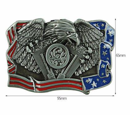 Foto di Vivastreet.it Harley Davidson Fibbia di Cintura Made in USA AQUILA RILIEVO