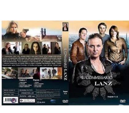 Foto di Vivastreet.it Dvd originali serie tv IL COMMISSARIO LANZ 6 stagioni