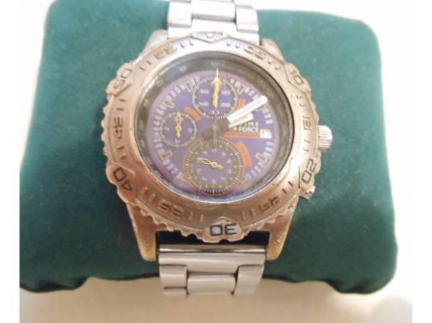 offerte gioielli e orologi Pordenone e provincia Pordenone - Foto di Vivastreet.it OrologioTIME FORCE SUPER Chronograph uomo, 5 atm. Made Japan