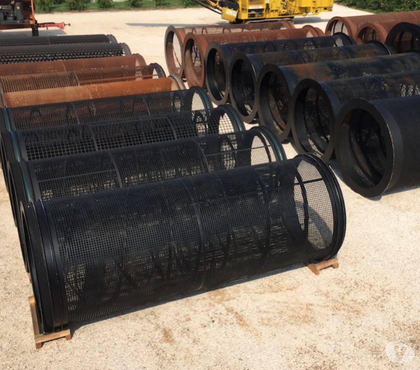 macchinari e attrezzature industriali Rovigo e provincia Badia Polesine - Foto di Vivastreet.it Tamburi Vagli Rotanti Doppstadt - Farwick - Komptech - SEKO