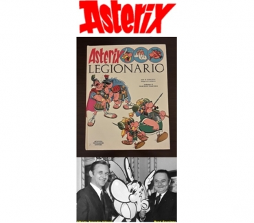 Foto di Vivastreet.it Asterix LEGIONARIO, GOSCINNY e UDERZO, A. MONDADORI 1975.
