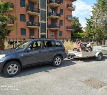 Foto di Vivastreet.it Affitto Noleggio Carrello Rimorchio Portamoto