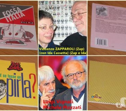 Foto di Vivastreet.it FOSSA ITALIA ZAP & IDA, E se fosse un pirla? Gino & Michele