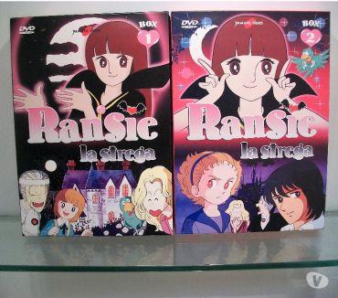 Foto di Vivastreet.it RANSIE LA STREGA BOX 1-2 SERIE COMPLETA 6 DVD FUORI CATALOGO