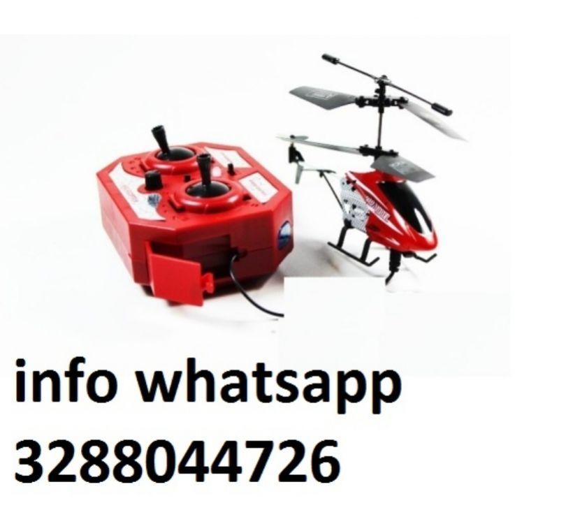 Foto di Vivastreet.it Mini elicottero radiocomandato drone ufo 3.5 canali led mod