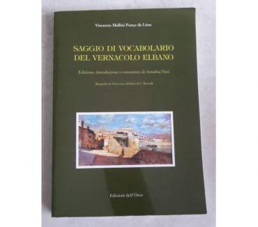 Foto di Vivastreet.it SAGGIO DI VOCABOLARIO DEL VERNACOLO ELBANO, Vincenzo Mellini