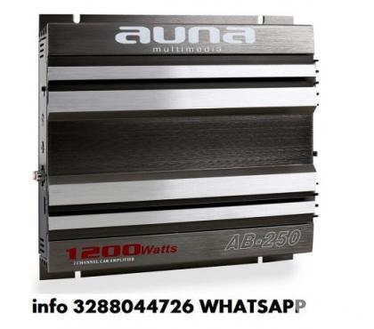 Foto di Vivastreet.it Car audio hifi amplificatore 2400w max power 4 canali