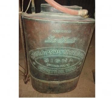 Foto di Vivastreet.it Pompa manuale a mano irroratore vintage anni 40 in rame otto