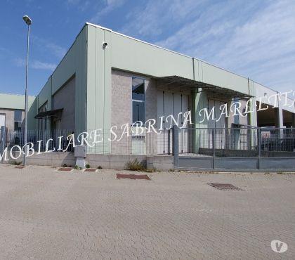 Foto di Vivastreet.it RONDISSONE capannone industriale con uffici