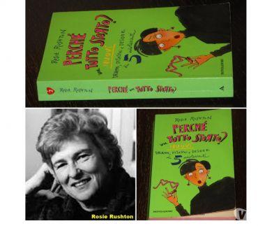 Foto di Vivastreet.it Perché va tutto storto? Rosie Rushton, Mondadori N. 2, 1996.