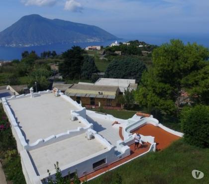 Foto di Vivastreet.it Lipari, Isole Eolie, vendesi splendida villa di mq 152