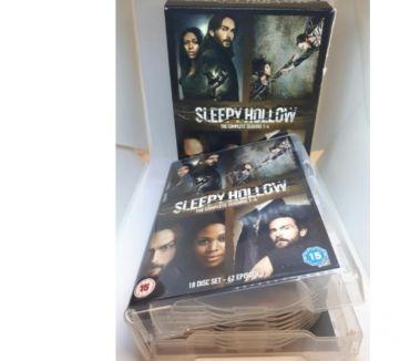 Foto di Vivastreet.it Dvd originali serie tv completa SLEEPY HOLLOW 4 stagioni