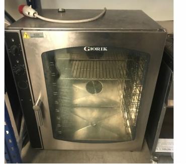 Foto di Vivastreet.it forno convezione elettrico 10 teglie usato revisionato