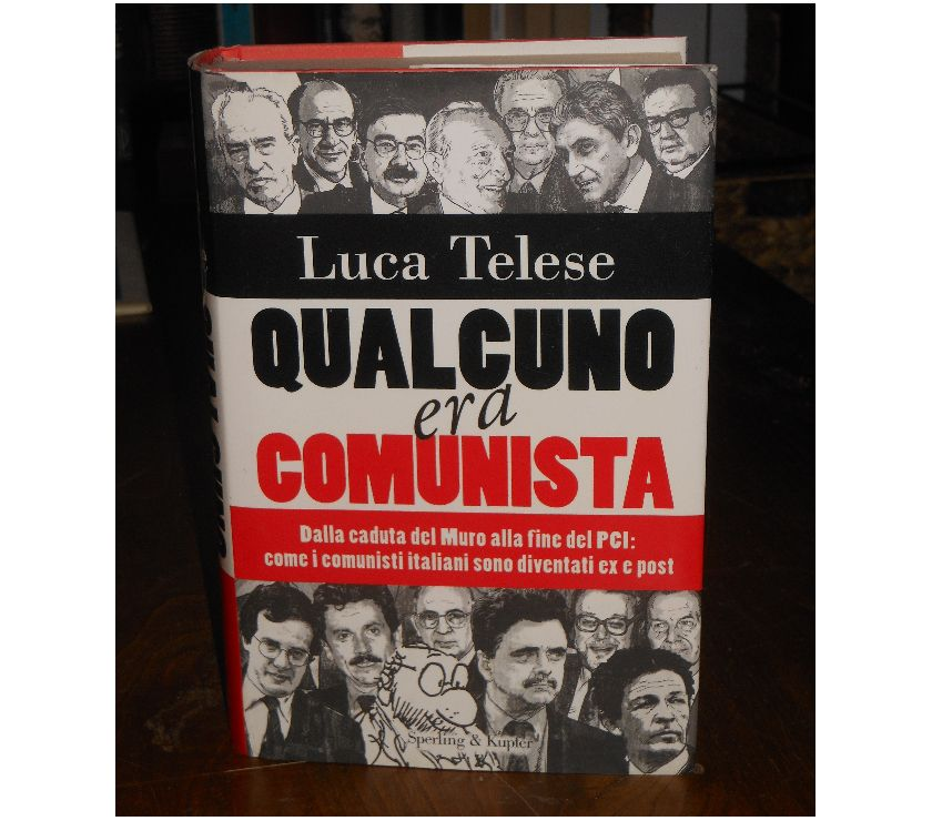 Foto di Vivastreet.it QUALCUNO ERA COMUNISTA, Luca Telese, Sperling & Kupler 2009.