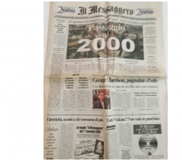 Foto di Vivastreet.it MESSAGGERO 19992000