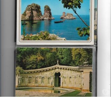 Foto di Vivastreet.it Anni 50 80 Italia n 100 cartoline illustrate sottodescritt