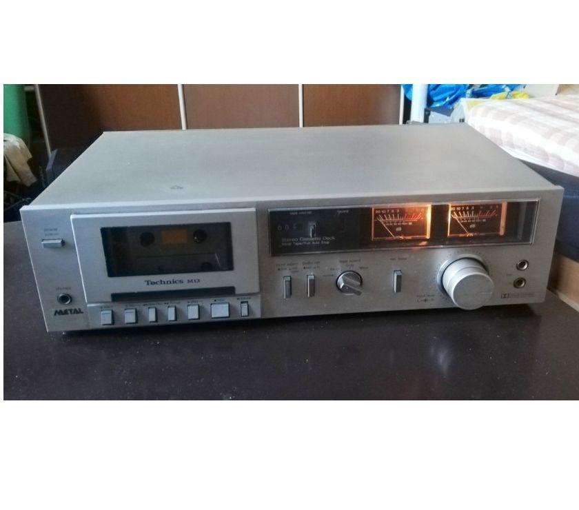 TV - Hi-Fi - Fotografia Asti e provincia Asti - Foto di Vivastreet.it Lettore-Registratore Audiocassette Technis RS-M13 Vendo lett