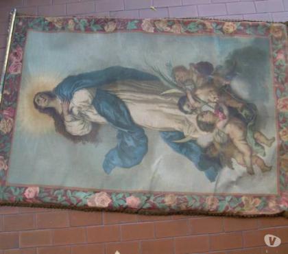 Foto di Vivastreet.it Antico stendardo Maria Assunta, quadro