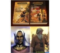 Foto di Vivastreet.it La trilogia di Avatara, Vol. 1° e Vol. 2°, Forgotten Realms.
