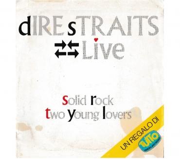 Foto di Vivastreet.it DIRE STRAITS - Solid Rock (Live) 7' 45 giri 1984 Italy