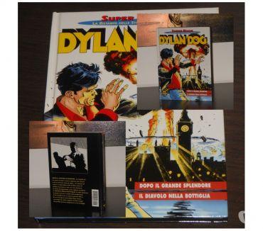 Foto di Vivastreet.it DYLAN DOG n. 4, SUPER BOOK, DOPO IL GRANDE SPLENDORE, 1997.