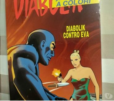 Foto di Vivastreet.it IL grande Diabolik - Diabolik contro Eva - Tutto a colori