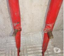 Foto di Vivastreet.it Forcella rossa usata bicicletta mtb bambino ruota misura 16