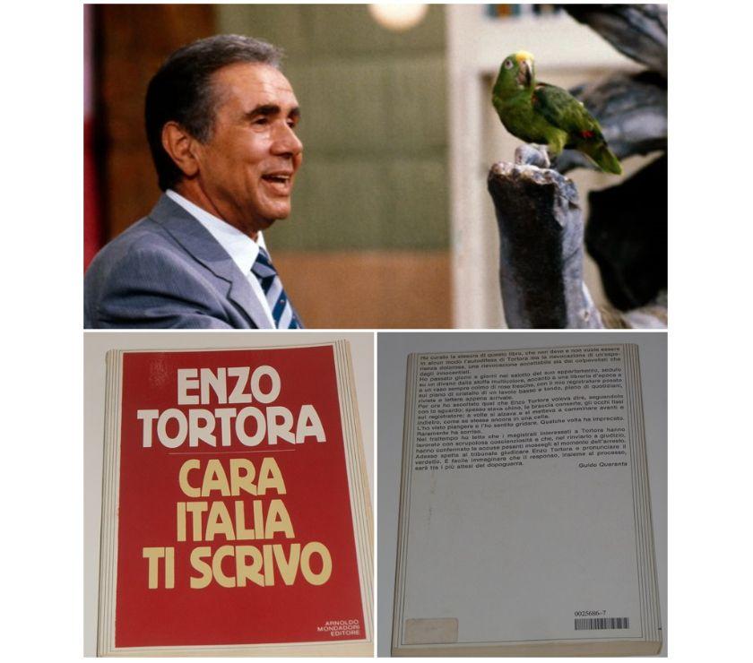 Foto di Vivastreet.it CARA ITALIA TI SCRIVO, ENZO TORTORA, 1^ Ed. 1984 Mondadori.