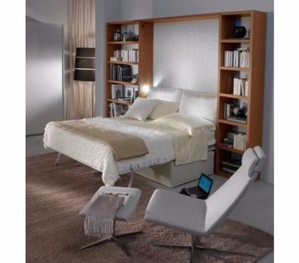 Foto di Vivastreet.it LETTO A SCOMPARSA Domino Ambiente C