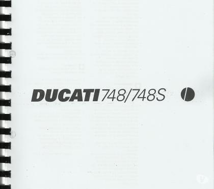 Foto di Vivastreet.it Manuale d'officina per Ducati 748 - 748 S edizione 2001