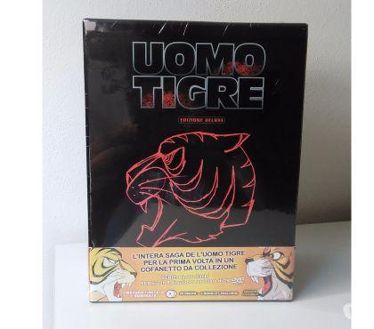 Foto di Vivastreet.it L' Uomo Tigre -Serie Completa (Ed. Limitata E Numerata) (29)